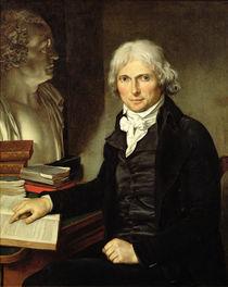 Portrait of Francois Xavier Bichat by Pierre Maximilien Delafontaine