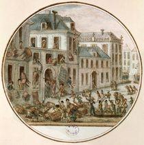 The Reveillon Riot of April von French School
