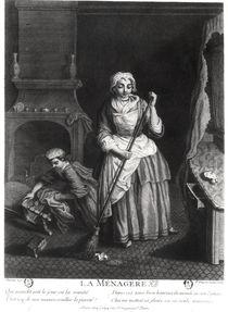 The Housekeeper by Jean-Baptiste Simeon Chardin