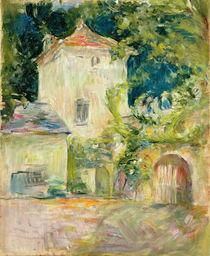 Pigeon Loft at the Chateau du Mesnil von Berthe Morisot