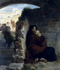 Scene of the Massacre of the Innocents by Leon Cogniet