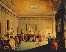 Salon in the Barbierrini House von Francesco Diofebi