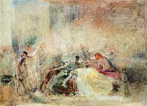 Death of Claudius Caesar Nero by Konstantin Egorovich Makovsky
