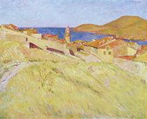 Collioure Landscape by Georges Daniel de Monfreid