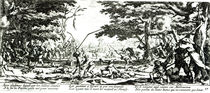 The Peasants' Revenge, plate 17 from 'The Miseries and Misfortunes of War' by Jacques Callot