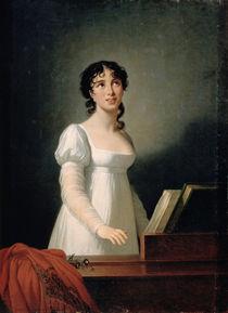 Portrait of Angelica Catalani von Elisabeth Louise Vigee-Lebrun