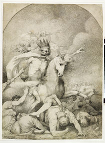 Death on a Pale Horse, c.1775 by John Hamilton Mortimer
