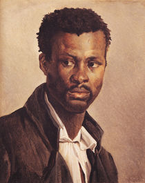 A Negro, 1823-24 by Theodore Gericault