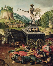 The Triumph of Death by Flemish School
