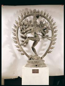 Shiva Nataraja, Dravidian by Indian School