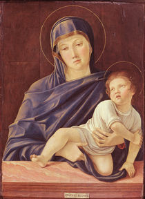 Virgin and Child, 1470-75 von Giovanni Bellini