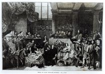 The Trial of Lord William Russell von English School