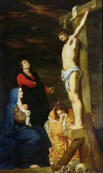 Christ on the Cross von Gerard de Lairesse