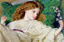Dreams, c.1861 von Frederick William Burton