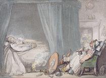The Drunken Nurse von Thomas Rowlandson