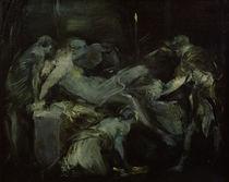 The Birth Scene von Jean-Baptiste Carpeaux