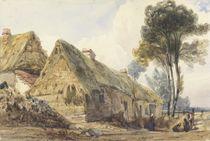 View at Swiss Cottage, London von Thomas Shotter Boys