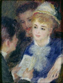 Reading the Role von Pierre-Auguste Renoir