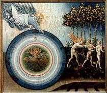 Expulsion from Paradise by Giovanni di Paolo di Grazia