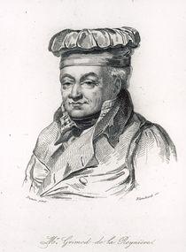 Alexandre Grimod de la Reyniere by Etienne Dunan