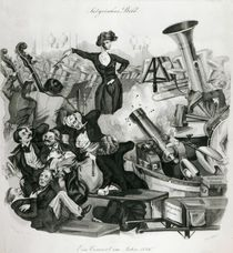 A Concert of Hector Berlioz in 1846 von Andreas Geiger