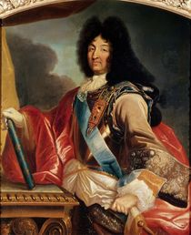Portrait of Louis XIV by Pierre Mignard