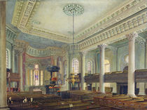 St. Paul's, Deptford by George the Elder Scharf