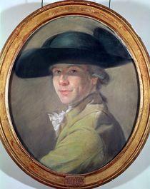 Self Portrait, c.1780 von Dominique Vivant Denon