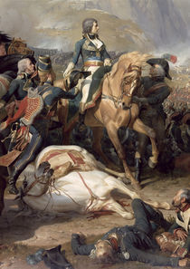 The Battle of Rivoli, 1844 von Felix Philippoteaux