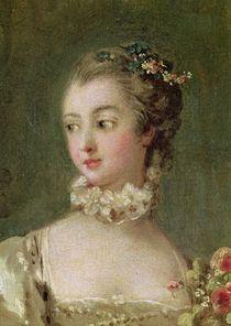 Madame de Pompadour von Francois Boucher