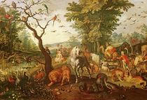 Noah's Ark, after 1613 by Jan Brueghel the Elder