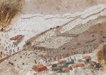 Crossing the Berezina, November 1812 von French School