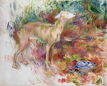 Laerte the Greyhound, 1894 von Berthe Morisot