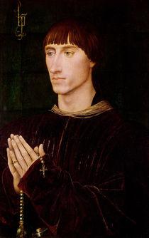 Philippe de Croy Seigneur of Sempy von Rogier van der Weyden