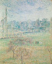 Autumn Morning, 1892 von Camille Pissarro