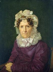 Angel Sophia Hase, the Aunt of the Artist von Julius Oldach