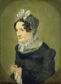 Katharina Oldach, the Aunt of the Artist von Julius Oldach