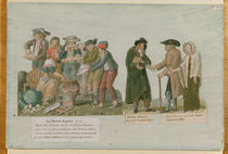 The Bread Famine and the Pawnbroker von Lesueur Brothers