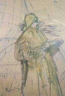 Portrait of Maurice Joyant 1900 von Henri de Toulouse-Lautrec