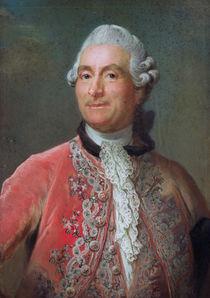 Charles Gravier Count of Vergennes by Gustav Lundberg