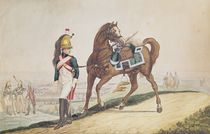 Dragoons of the French Imperial Army von French School