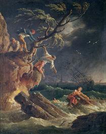 The Tempest, c.1762 von Claude Joseph Vernet
