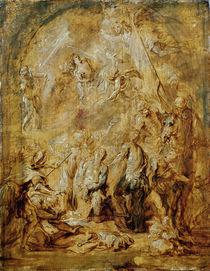 Martyrdom of St. George von Anthony van Dyck