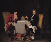 Two Epicureans von Robert Tournieres