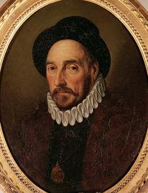 Portrait of Michel Eyquem de Montaigne by French School