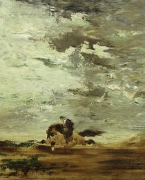 Horseman von Gustave Moreau