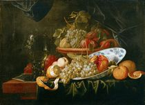 Still Life of Fruit von Alexander Coosemans