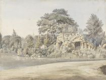 The Grotto, Virginia Water by Thomas Sandby