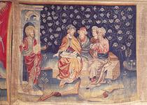 Discussion of the Resurrection von Nicolas Bataille