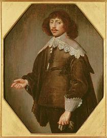 Portrait of a Man, c.1640 von Dutch School